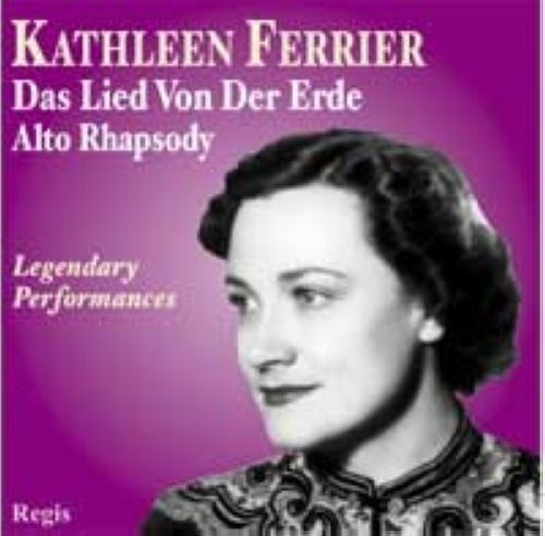 Kathleen Ferrier - Mahler-Brahms (Klemperer-Walter-Krauss) 2CD