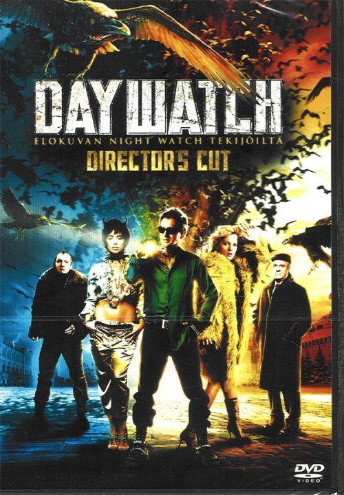 Дневной дозор Day Watch - Director's Cut  (с финскими субтитрами)