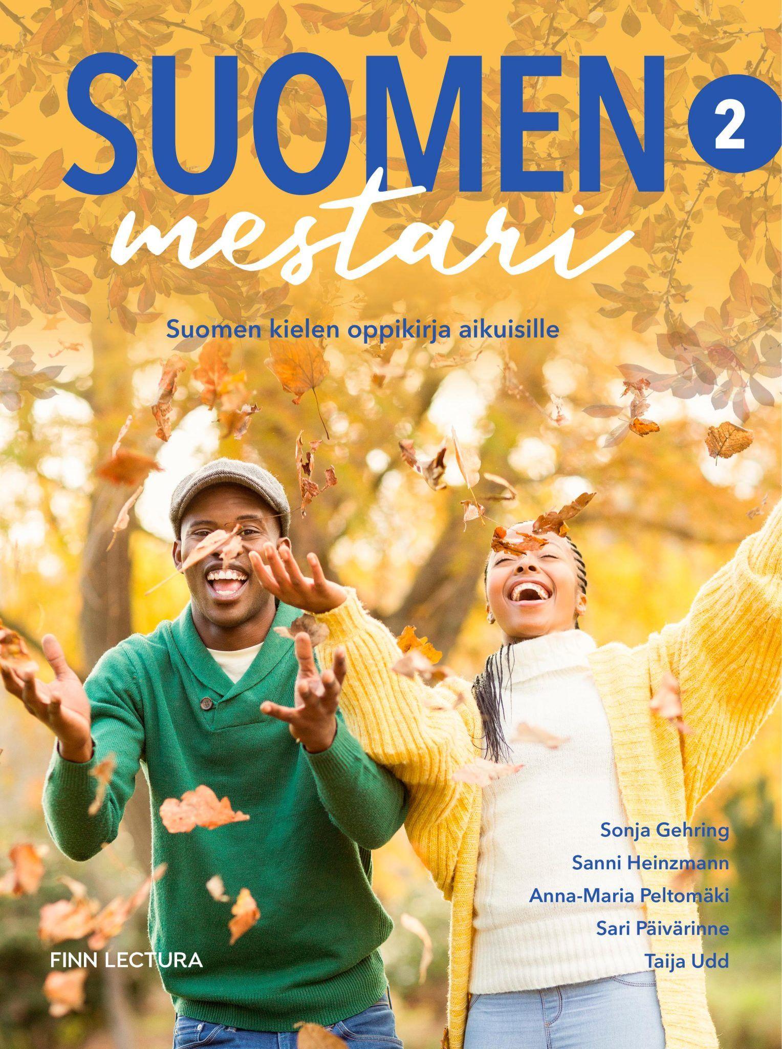 Suomen mestari 2. Учебник. CD заказывается отдельно. Тираж закончился