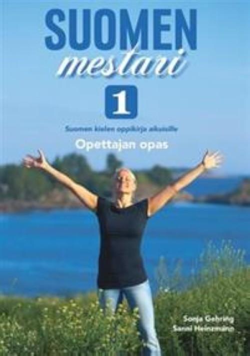 Suomen mestari 1 Мастер финского языка 1 (справочник учителя)