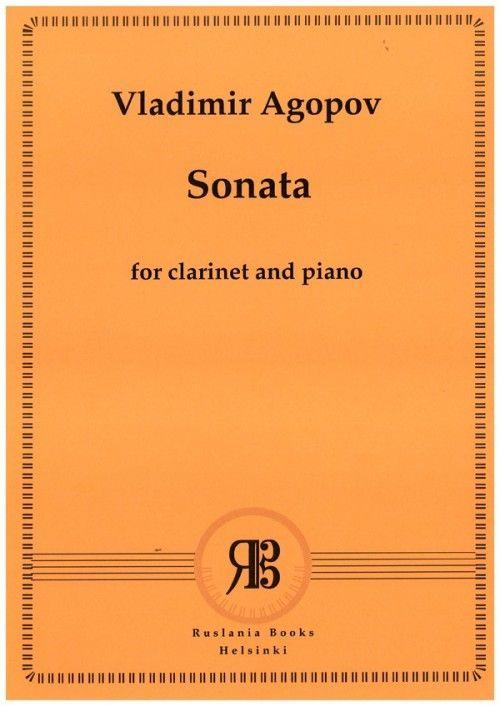 Соната для кларнета и фортепиано соч. 6