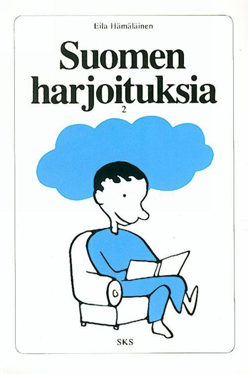 Упражнения по финскому языку к учебнику Suomea suomeksi 2 / Suomen harjoituksia 2.