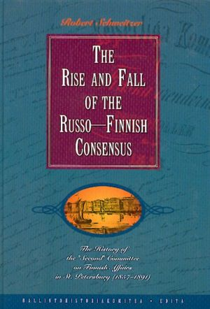The Rise and the Fall of the Russo-Finnish Consensus.