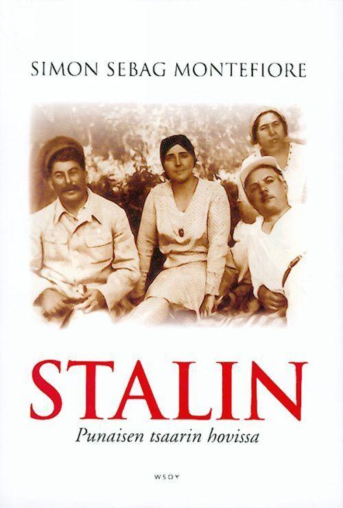 Stalin. Punaisen tsaarin hovissa. Сталин. При дворе красного царя. На финском языке.