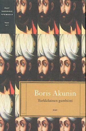 Turkkilainen gambiitti. Turetskij gambit. Na finskom jazyke.