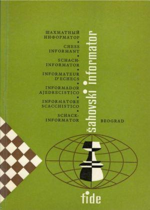 Chess Informant 17/1974