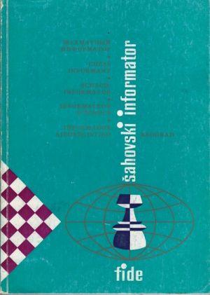 Chess Informant 6/1969