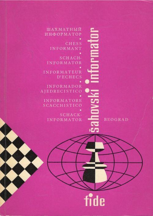 Chess Informant # 22