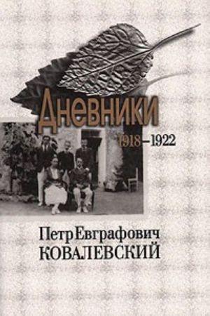 Dnevniki 1918-1922