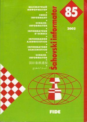 Chess Informant 85/2002