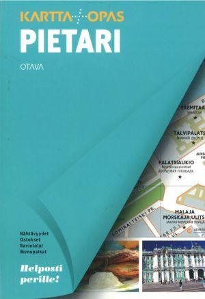 Pietari. Kartta+Opas (5. tarkastettu painos).