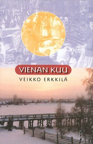 Vienan kuu. Na finskom jazyke.