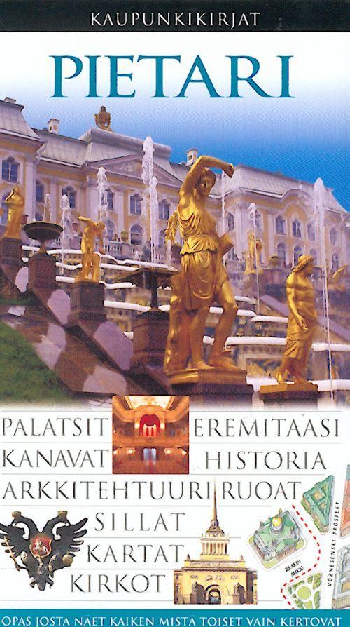 Pietari. Санкт Петербург. Путеводитель. На финском языке. Третье издание.