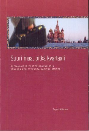 Suuri maa, pitkä kvartaali (in finnish).