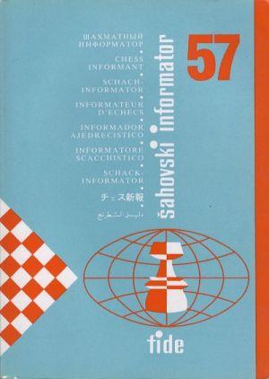 Chess Informant vol. 57/1993