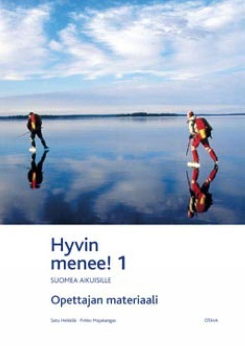 Hyvin menee! 1. Teacher's guide
