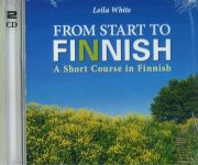 From start to Finnish (2 CD's). (text book can be ordered separately).