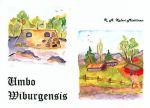 Umbo Wiburgensis. Wiipurin vanhin keskus.