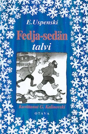 Fedja-sedän talvi. Na finskom jazyke.