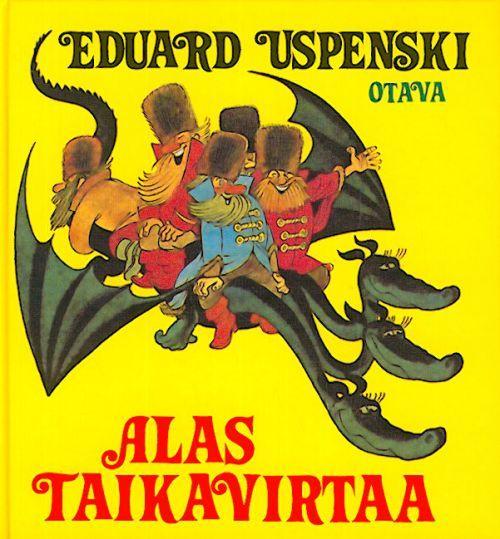 Alas taikavirtaa. (in finnish).