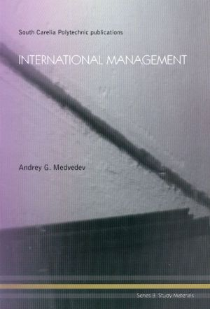 International management. Doing business operations in Russia.