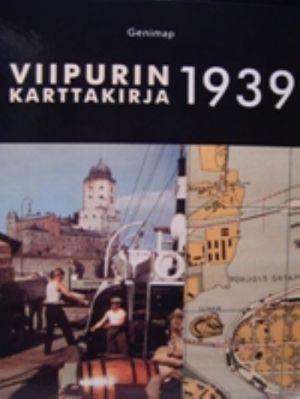 Viipurin karttakirja 1939 (in finnish).