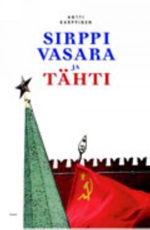 Sirppi, vasara ja tähti (in finnish).