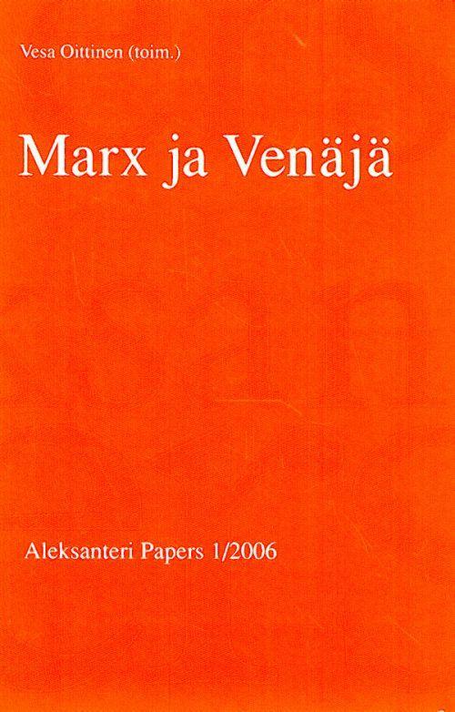 Marx ja Venäjä.