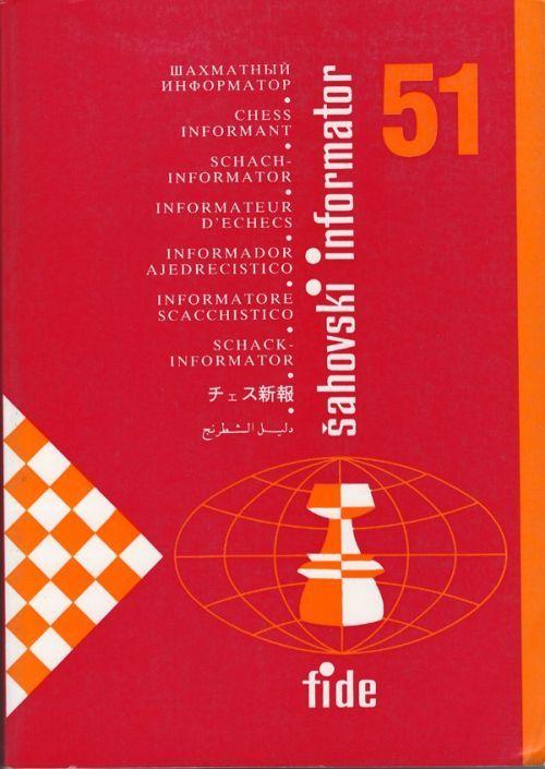 Chess Informant # 51