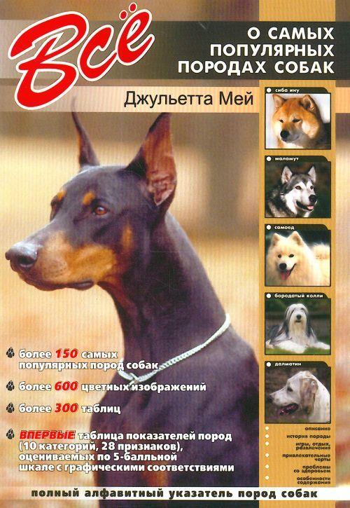 Все о самых популярных породах собак.