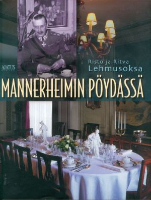 Za stolom u Mannergejma (na finskom jazyke. Orig. Nazv. Mannerheimin pöydässä).