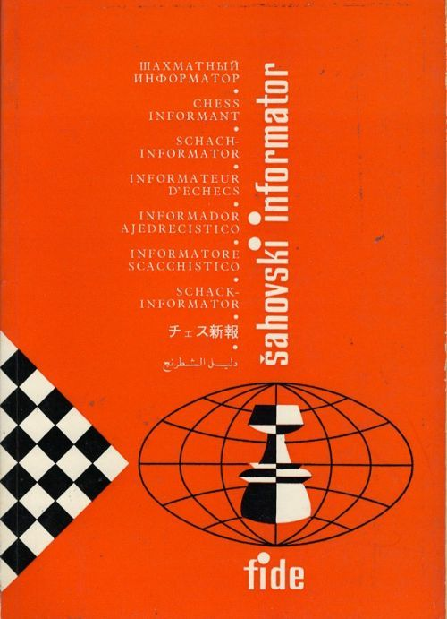 Chess Informant vol. 36/1983