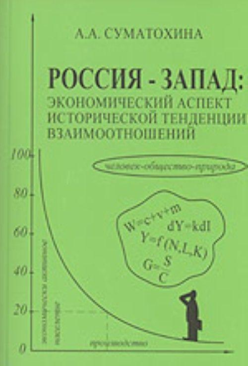 Rossija - Zapad: ekonomicheskij aspekt istoricheskoj tendentsii vzaimootnoshenij
