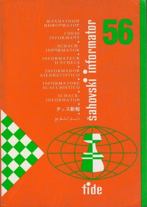 Chess Informant # 56