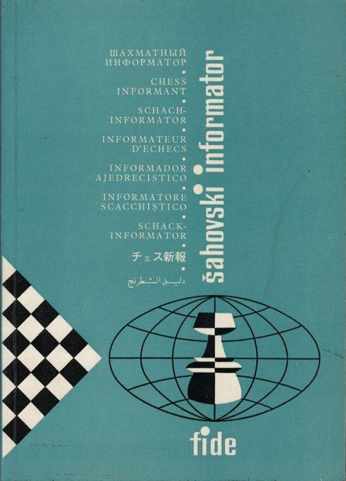 Chess Informant # 37