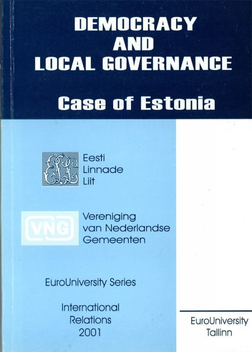 Democracy and local governance: case of Estonia