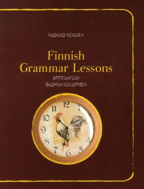 Finnish grammar lessons - oppitunteja suomen kieliopista (in English)