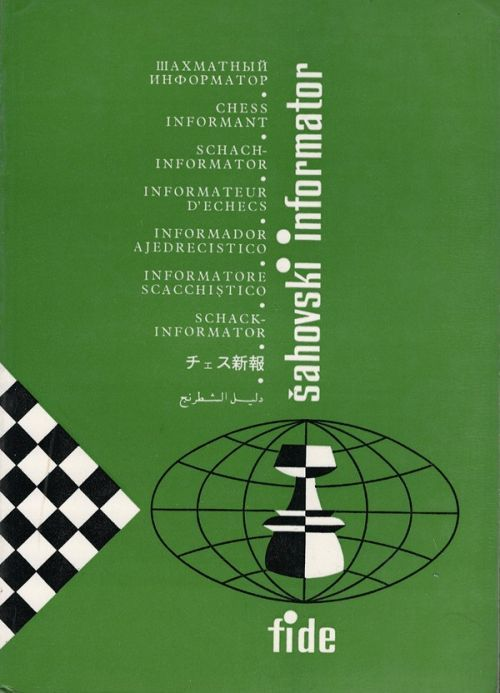 Chess Informant vol. 38/1984