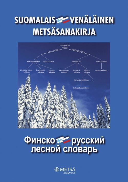 Финско-русский лесной словарь