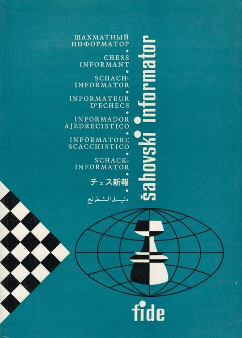 Chess Informant vol. 41/1986