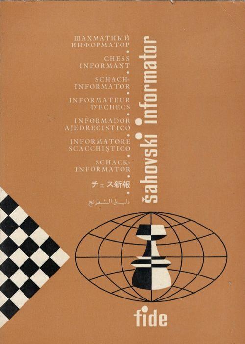 Chess Informant # 39