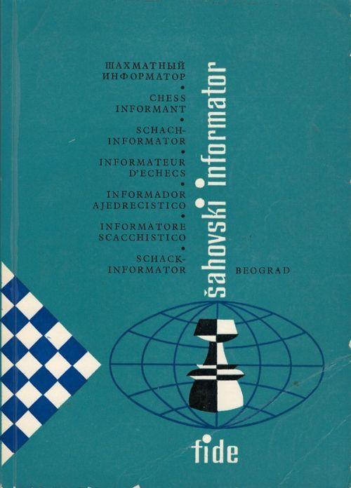 Chess Informant # 19