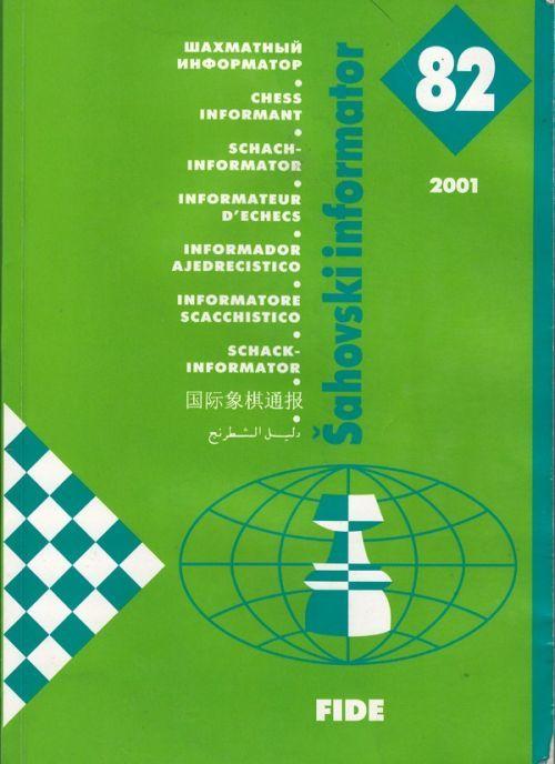 Chess Informant 82/2001