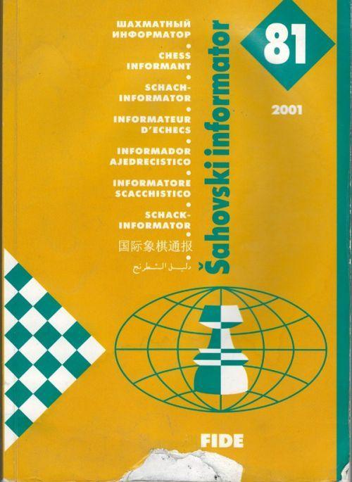 Chess Informant 81