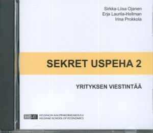 Sekret uspekha 2. CD disk k uchebniku. (text book can be ordered separately).