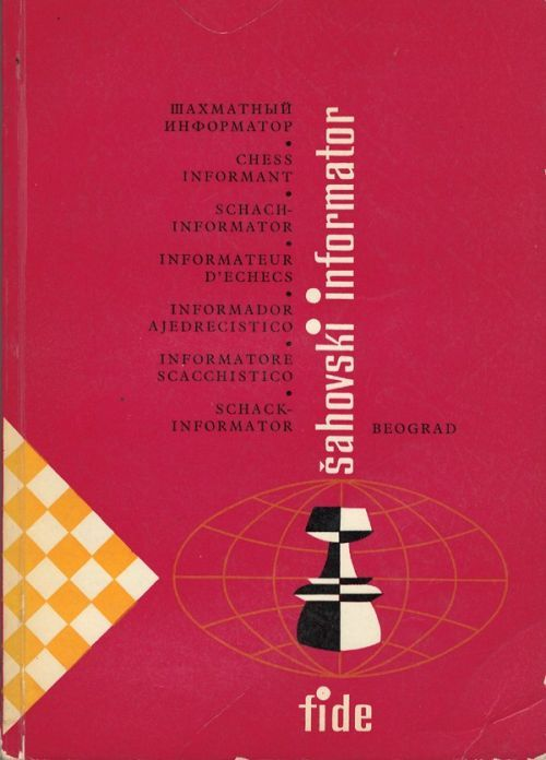 Chess Informant # 12