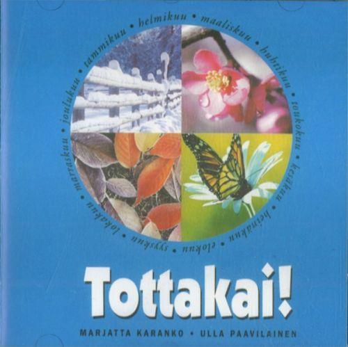 Tottakai! CD к учебнику