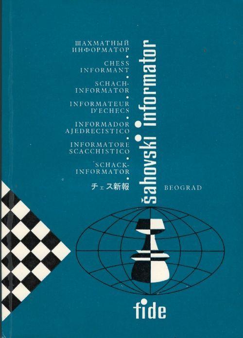 Chess Informant # 31
