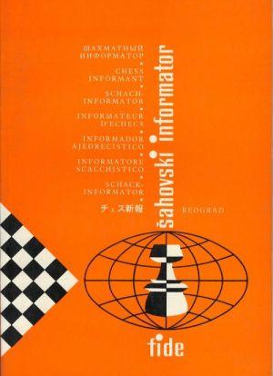 Chess Informant 34/1982