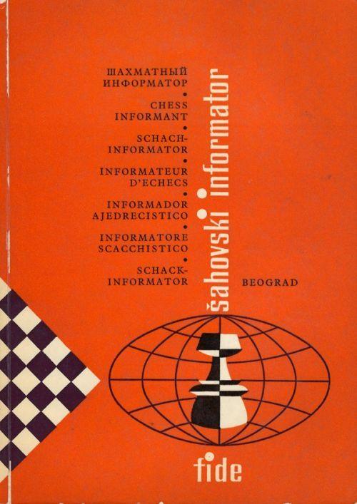 Chess Informant # 13